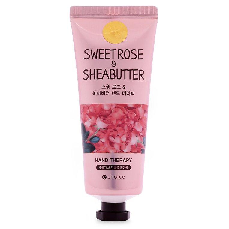 Kem dưỡng da tay hoa hồng Echoice Romatic Rose & Sheabutter 60g