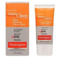 Kem dưỡng da trị mụn Neutrogena Rapid Clear 21g