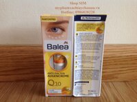 kem dưỡng da vùng mắt balea q10