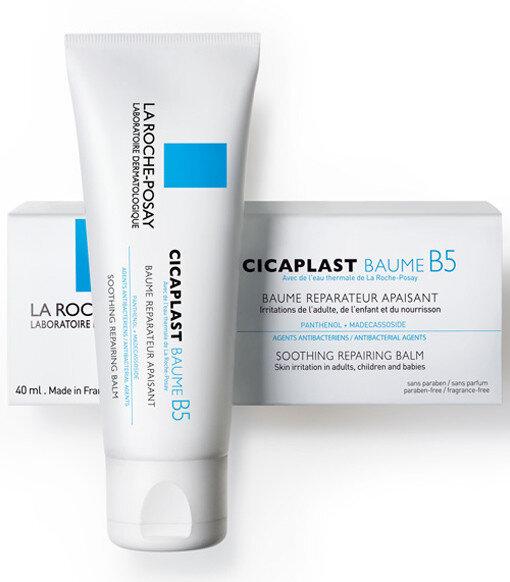 Kem dưỡng giúp làm dịu da La Roche-Posay Cicaplast Baume B5 40ml