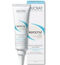 Kem dưỡng hỗ trợ làm giảm mụn Ducray Keracnyl Cream Complete Regulating Care