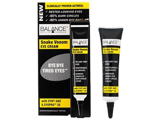 Kem dưỡng mắt Balance Active Formula Snake Venom Eye Cream