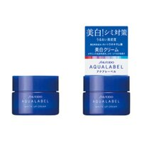 Kem dưỡng Shiseido Aqualabel White up Cream