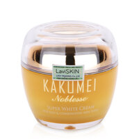 Kem dưỡng siêu trắng da dành cho da dầu và da hỗn hợp Kakumei Super White Cream 30g