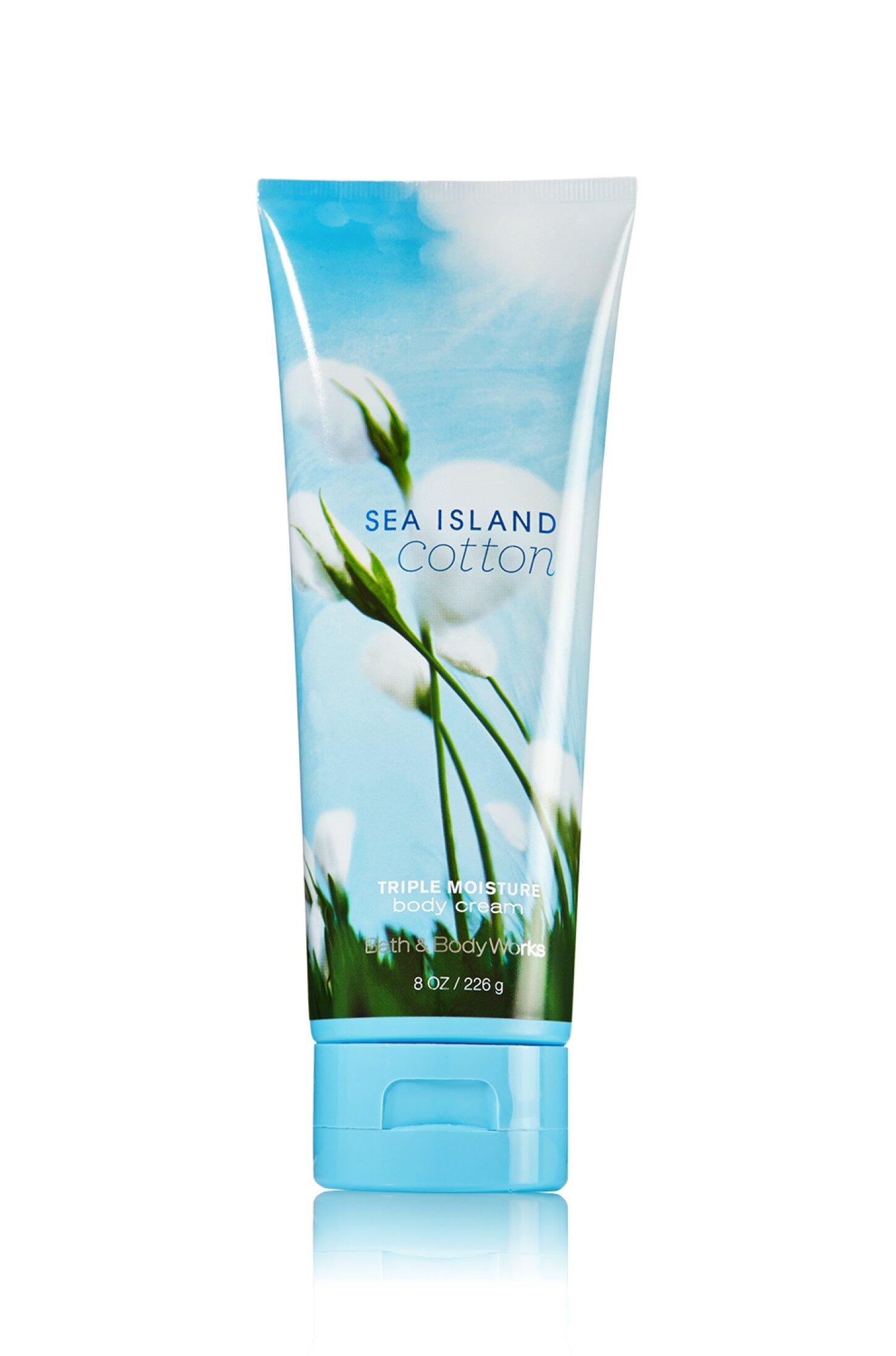 Kem dưỡng thể Bath And Body Works Sea Island Cotton