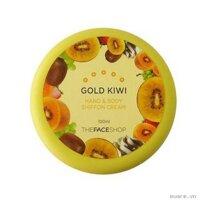 Kem Dưỡng Thể Và Tay The Face Shop Hand & Body Shiffon Cream