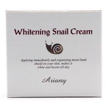 Kem dưỡng trắng Ariany Whitening Snail Cream 100g