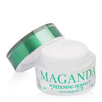 Kem dưỡng trắng chống lão hóa da mặt Maganda Whitening Perfect 30g