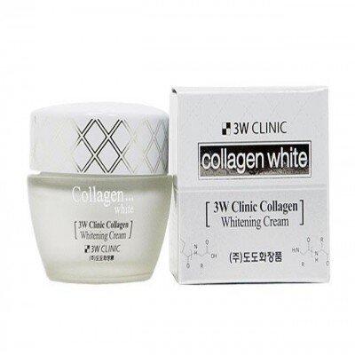 Kem dưỡng trắng da 3W Clinic Collagen