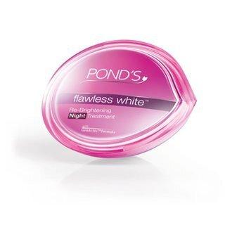 Kem dưỡng trắng da ban đêm PONDS Flawless White SPF