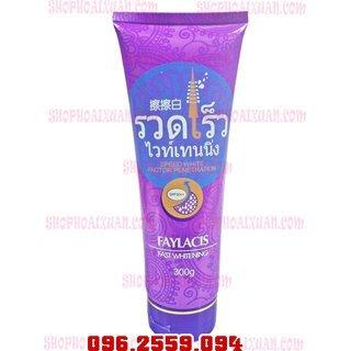 Kem dưỡng trắng da Body Faylacis - HX051