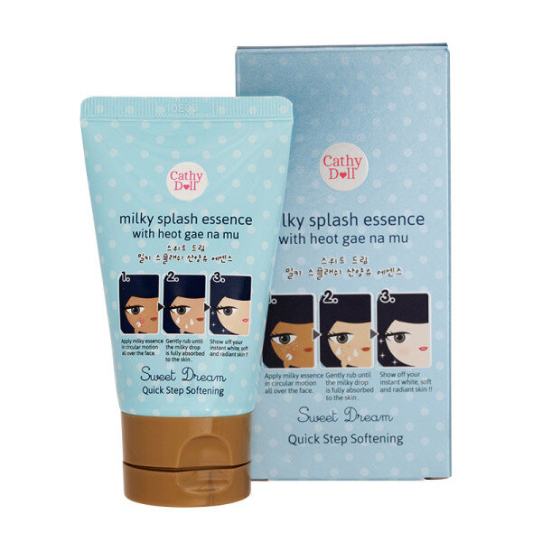 Kem dưỡng trắng da Cathy Doll Sweet Dream Milky Splash Essence with Heot Gae Na Mu 50g