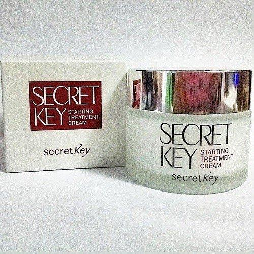 Kem dưỡng trắng da chống lão hóa Secret Key Starting Treatment Cream 50g