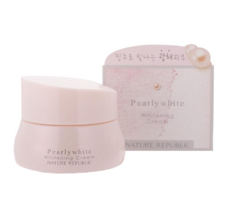 Kem dưỡng trắng da Pearlywhite Whitening cream