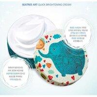 Kem dưỡng trắng da SEATREE Quick brightening cream
