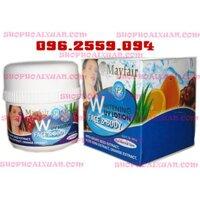 Kem dưỡng trắng da toàn thân Mayfair trái cây - Hx044/HX044b