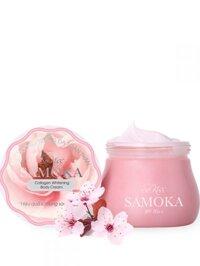 Kem dưỡng trắng da toàn thân So Kiss Samoka Collagen Whitening Body Cream