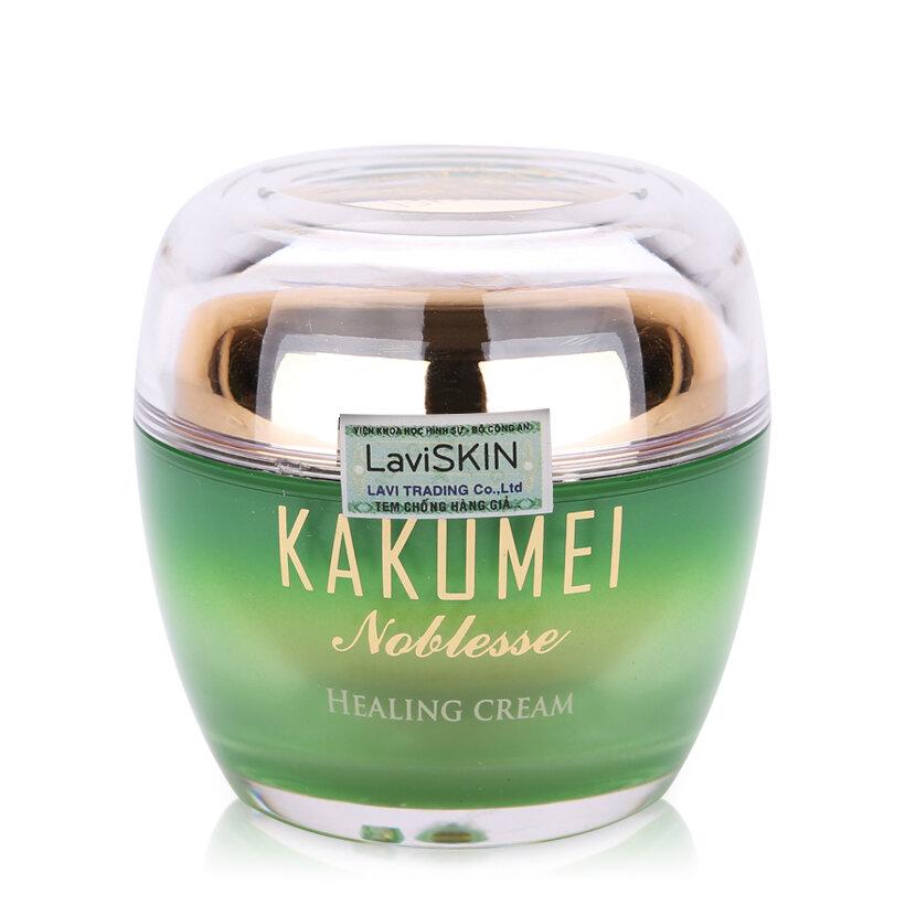 Kem dưỡng trắng da trị mụn Kakumei Noblesse Healing Cream 30g