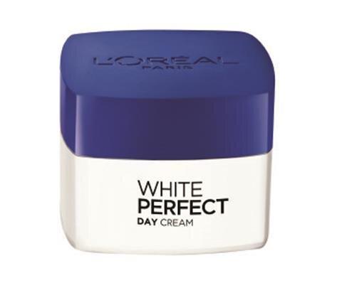 Kem dưỡng trắng mịn và giảm thâm nám ban ngày L'Oreal Paris White Perfect Clinical Day Cream 50ml