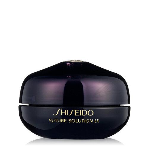 Kem dưỡng vùng mắt, viền môi Shiseido Future Solution LX Eye and Lip Contour Regenerating Cream