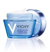 Kem gel dưỡng ẩm và giữ nước Vichy Aqualia Light
