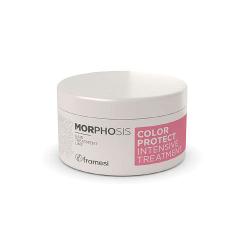 Kem hấp chăm sóc màu tóc Framesi-Morphosis Color Protect Intensive Treatment 200ml