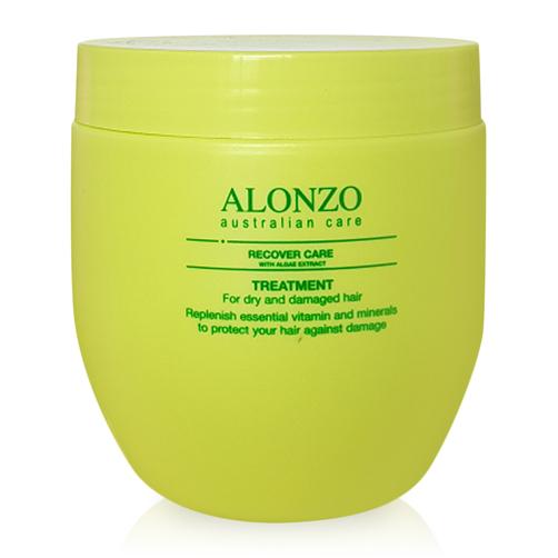 Kem hấp phục hồi tóc khô và hư tổn Alonzo Recover Care Treatment 500ml