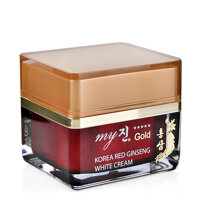 Kem hồng sâm My Gold Korea Red Ginseng White Cream 50ml