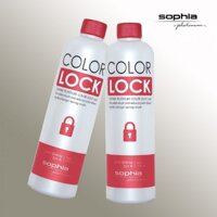 Kem khóa màu tóc nhuộm Color Lock Sophia 530ml