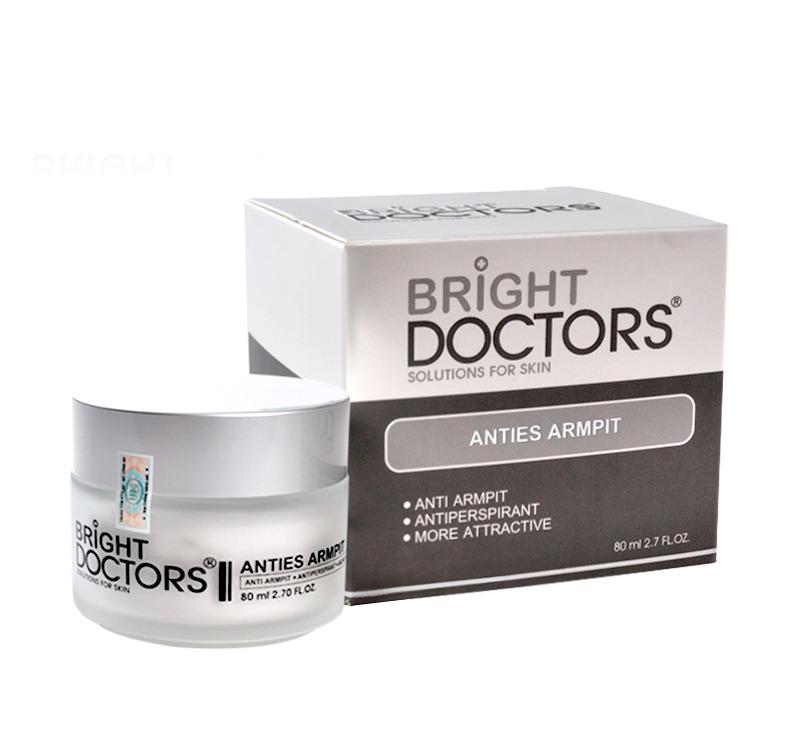 Kem khử mùi hôi nách, hôi chân Bright Doctors Anties Armpit