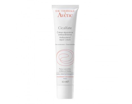 Kem làm lành da chống nhiễm khuẩn Avene Cicalfate Repair Cream 40ml