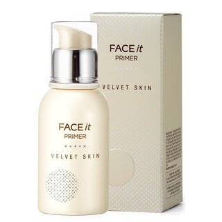 Kem lót Face It Primer Velvet Skin The Face Shop