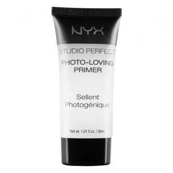 Kem lót NYX Studio Perfect Photo-Loving Primer Clear 30ml