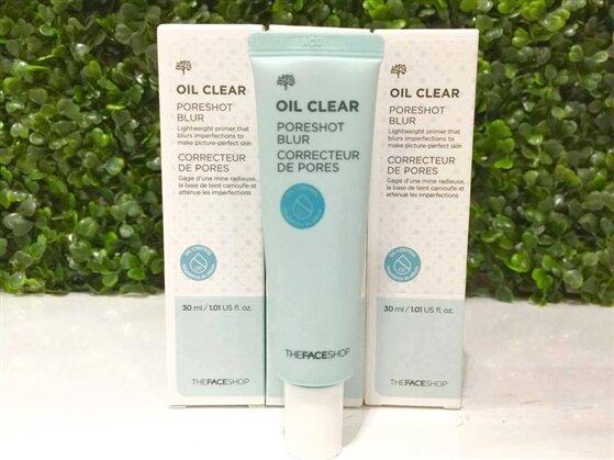 Kem Lót Oil Clear Pore Shot Blur