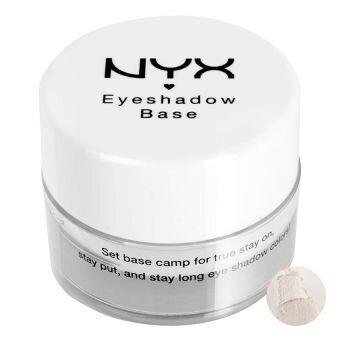 Kem lót trang điểm mắt có nhũ NYX #ESB02 White Pearl 6g
