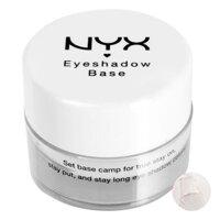 Kem lót trang điểm mắt NYX #ESB01 White 6g