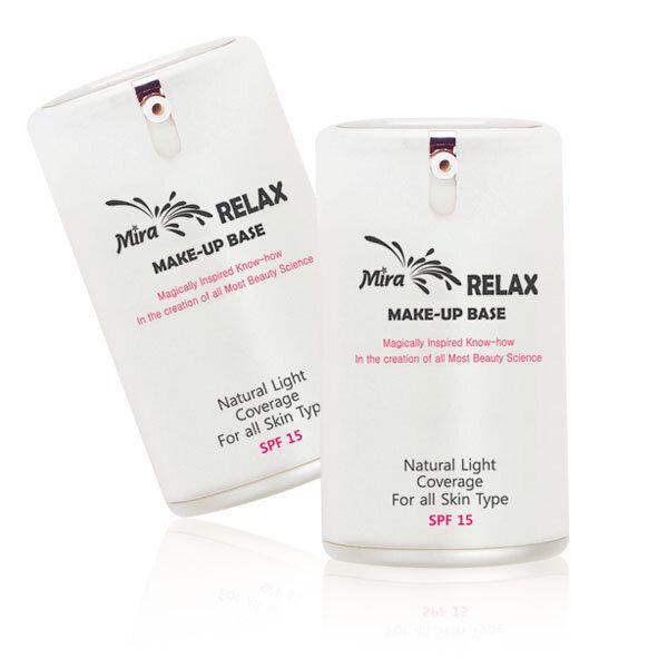 Kem lót trang điểm MIRA Relax make Up Base