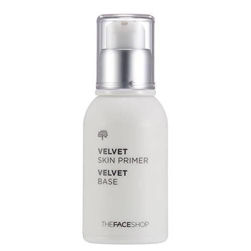 Kem lót Velvet Skin Primer Velvet Base The Face Shop