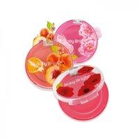 Kem mắt và má hồng Baby Bright 2in1 Eye & Cheek Cream 4g #01 Hallasan Camellia