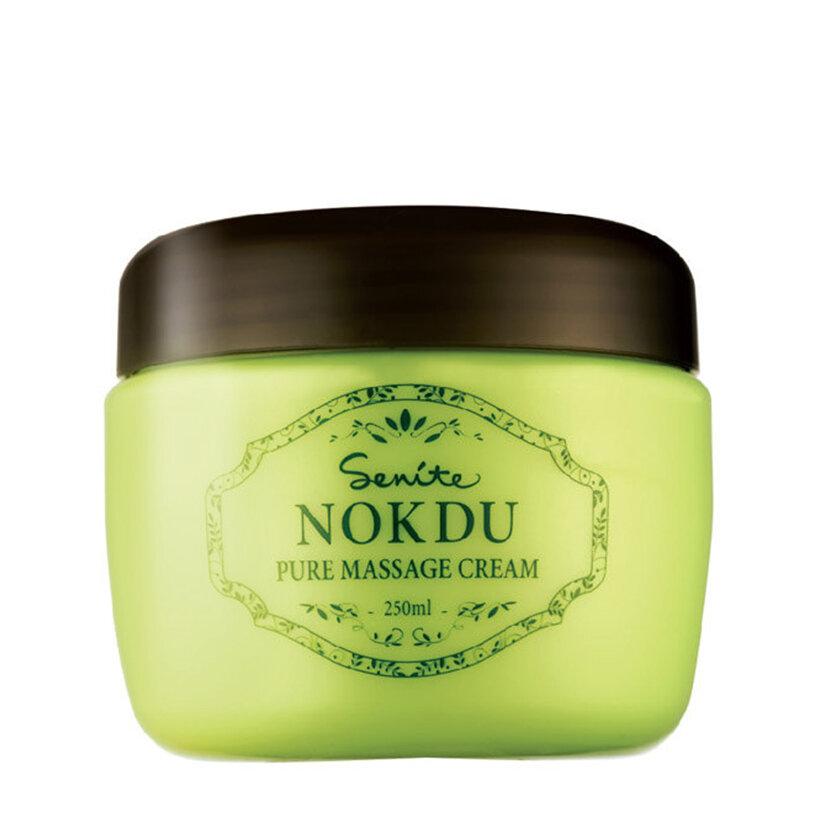 Kem mát-xa Coreana Senite Nokdu Pure Massage Cream 250ml
