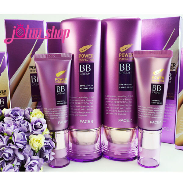 Kem nền BB Cream Face it Power Perfection TFS