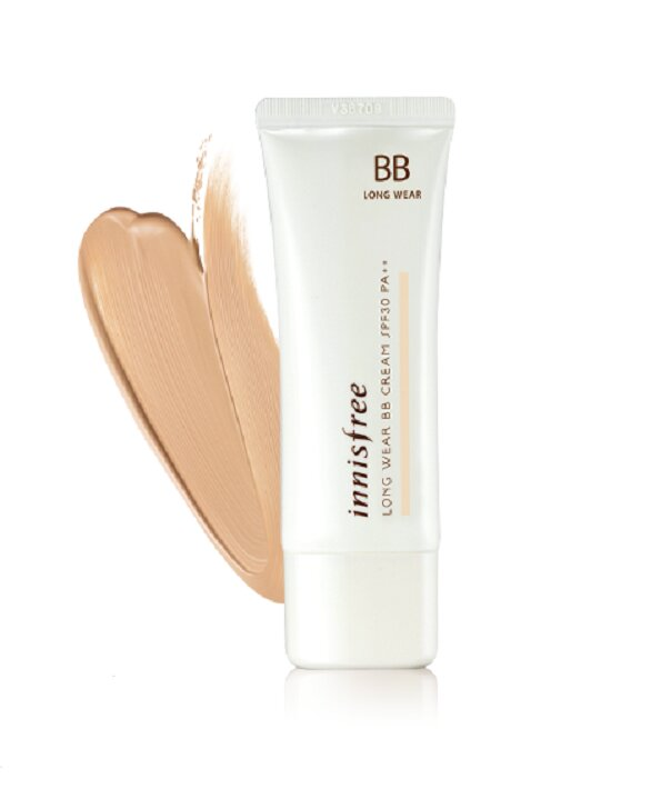 Kem nền BB Cream Innisfree Long Wear SPF30 PA++