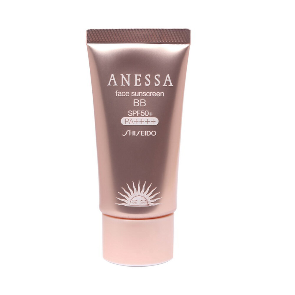 Kem nền BB Cream Shiseido Anessa Face Sunscreen SPF 50 30g