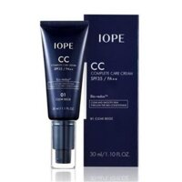Kem nền CC Iope Complete care cream spf 35 pa++