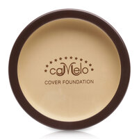 Kem nền che khuyết điểm Camelo Cover Foundation #11 Yellow