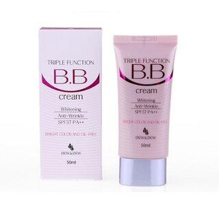 Kem nền Dew BB Cream Triple Function