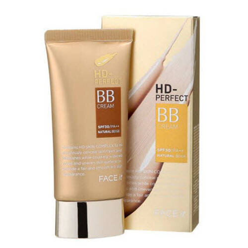Kem nền Face It HD Perfect BB Cream SPF30/PA++ The Face Shop