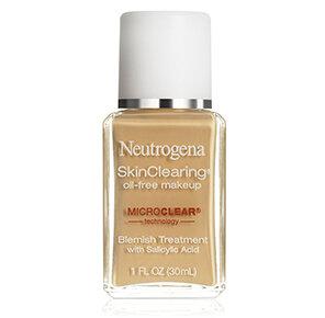 Kem nền Neutrogena Skinclearing Oil-free Makeup