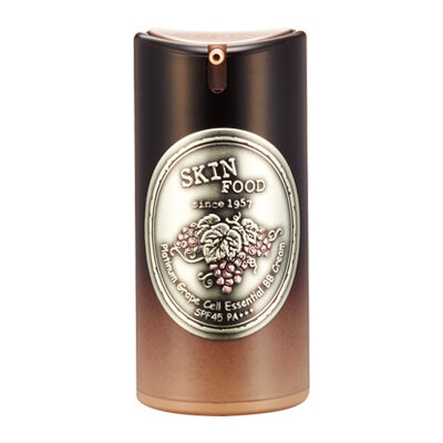 Kem nền Platinum Grape Cell Essential BB Cream SPF45 PA+++ (no.1)