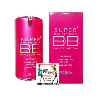 Kem nền Shiny Pearl Water Drop BB Cream Skin79